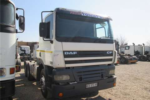 DAF CF 85 430 Truck-Tractor