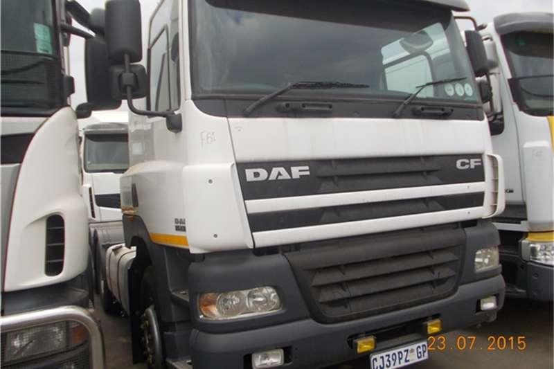 DAF D.A.F CF 85 - 430 HORSE Truck-Tractor