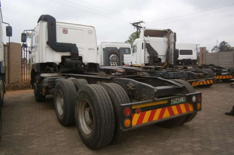 DAF  double axle 85-430 Truck-Tractor