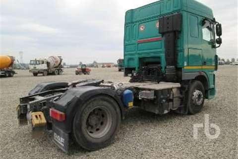 DAF XF105.510  Truck-Tractor