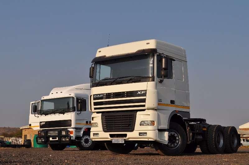 DAF XF95.480 Truck-Tractor