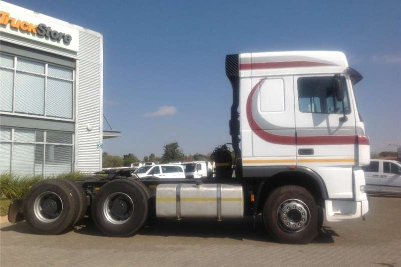 DAF XF95 480  Truck-Tractor