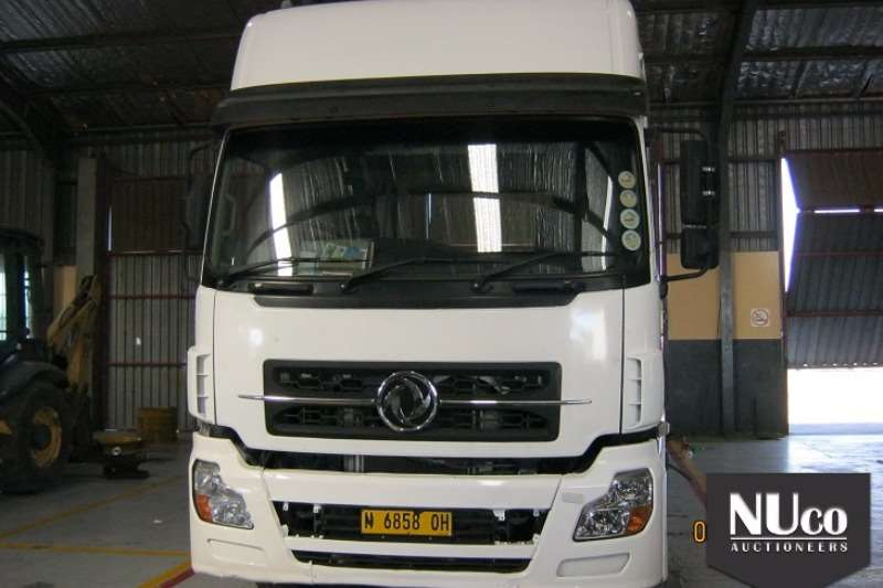 Truck-Tractor Dong Feng DONGFENG 420HP 6X4 HORSE 0