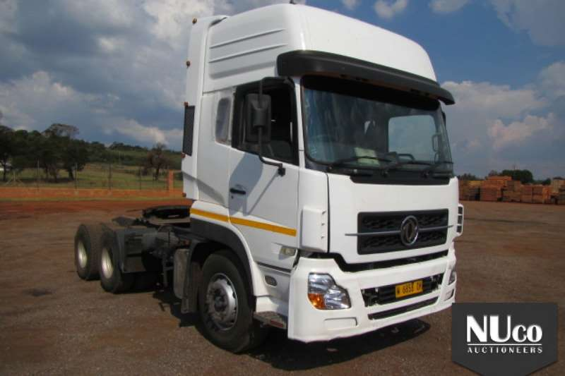 Truck-Tractor Dong Feng DONGFENG DFL 4251A2 6X4 HORSE 2013