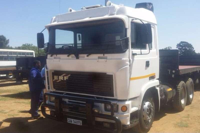 Truck-Tractor ERF  Double Axle Cummins 400 0