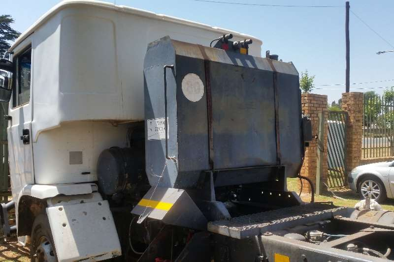 ERF ERF with ADE 447 Turbo GOOD Cond Truck-Tractor