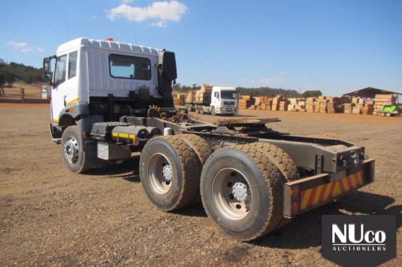 FAW FAW 28.380 6x4 Horse Truck-Tractor