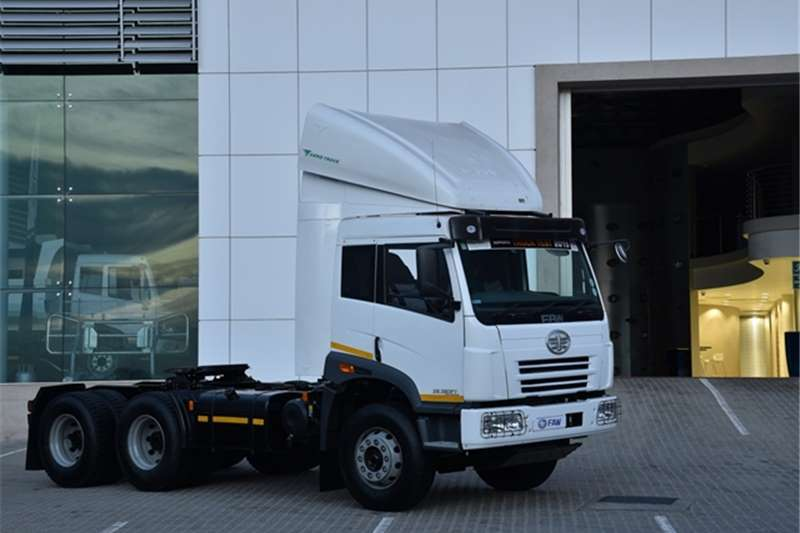 FAW FAW 28.380FT Truck Tractor Truck-Tractor