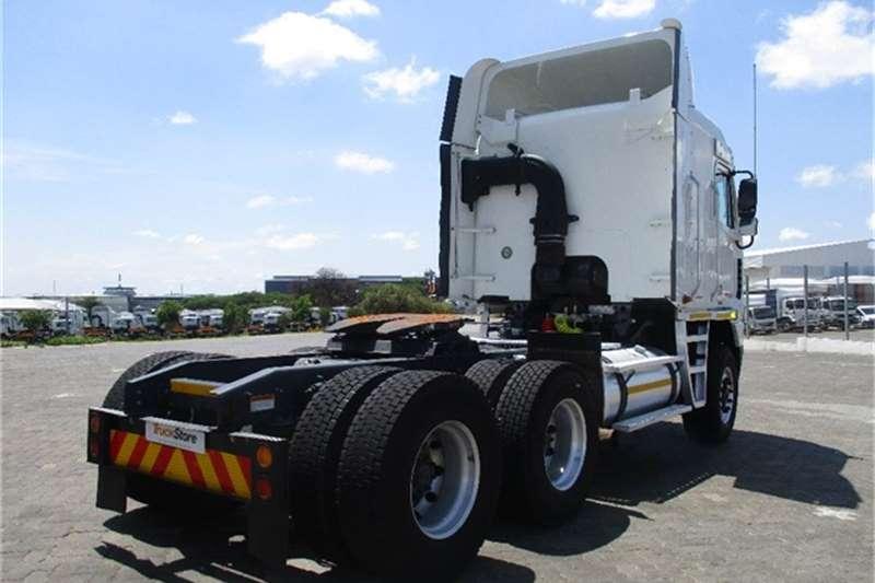 Freightliner Argosy 90 Cum 500 Freightliner Truck-Tractor