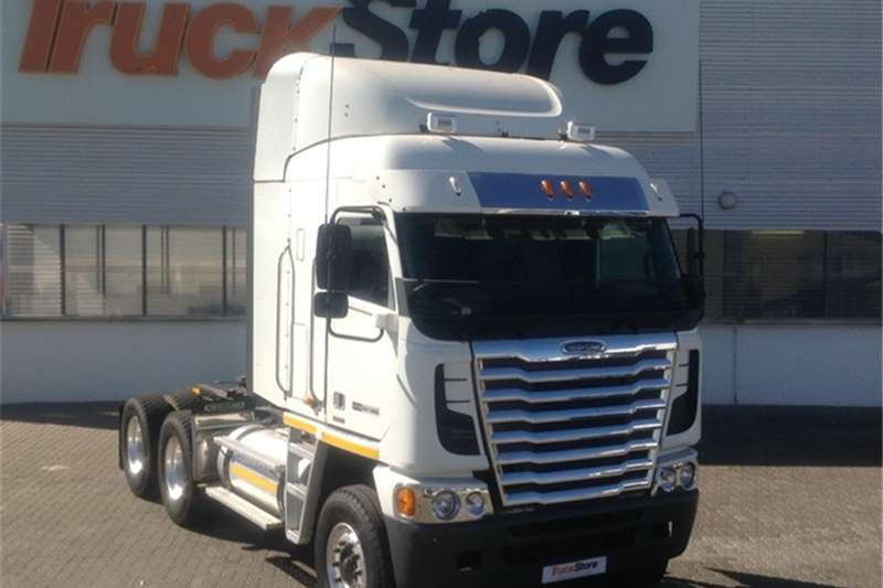 Truck-Tractor Freightliner Argosy 90 DDC 12.7   1650 NG Freightliner 2014