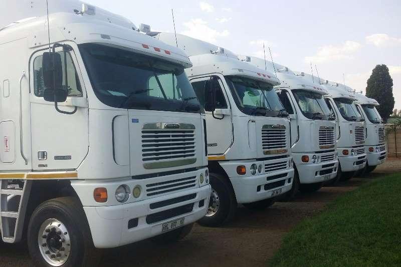 Freightliner Argosy /Cummins Truck-Tractor