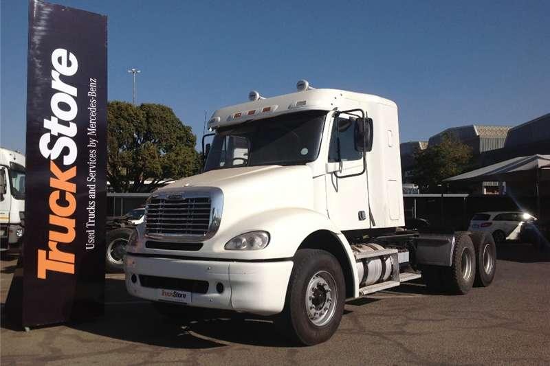 Truck-Tractor Freightliner CL 112 34  2011