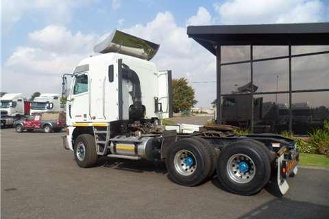 Freightliner ISX 500 CUMMINS N G Truck-Tractor