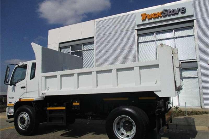 Fuso FM15 270 6m3 Tipper Fuso Truck-Tractor