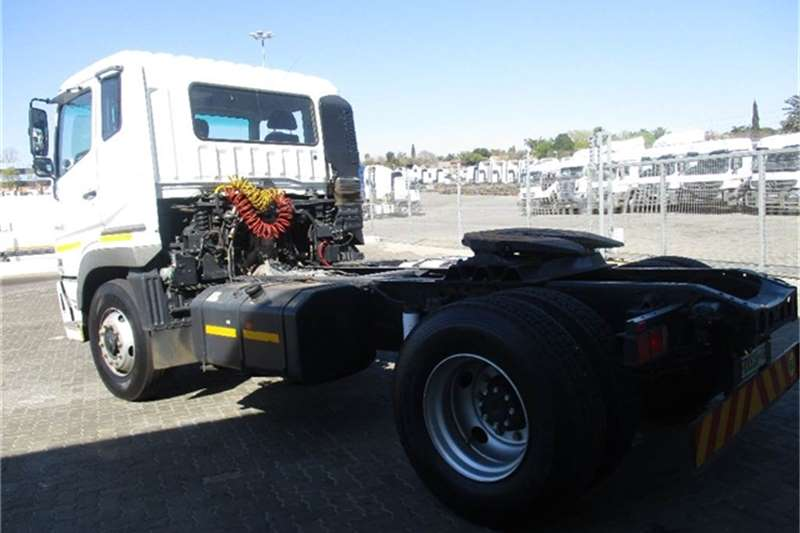 Fuso FP 18 350 Fuso Truck-Tractor