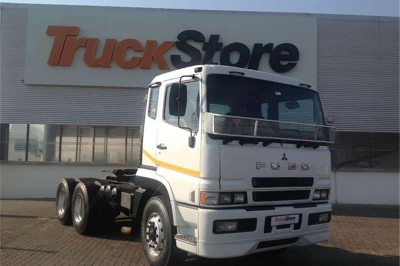 Truck-Tractor Fuso FV 26 420 Fuso 2012