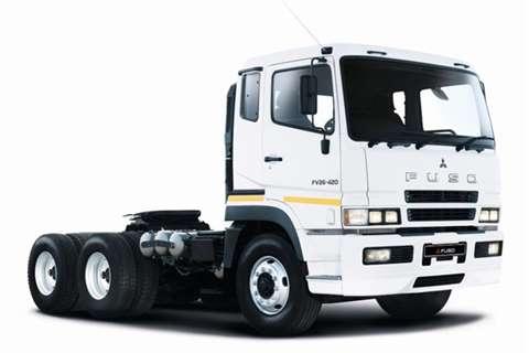 Truck-Tractor Fuso FV 26-420 TT 2015