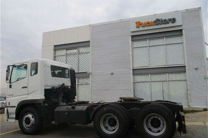 Fuso FV26 420 Fuso Truck-Tractor