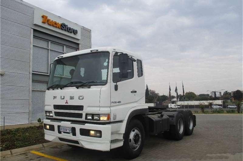 Truck-Tractor Fuso FV26 420 Fuso 2015