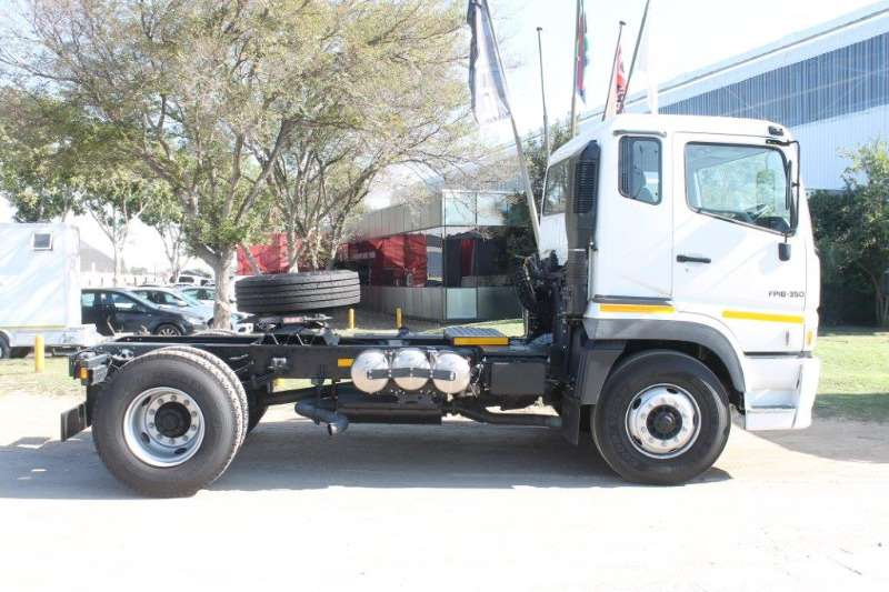 Fuso Single axle PF 18-350 4x2 TT Truck-Tractor