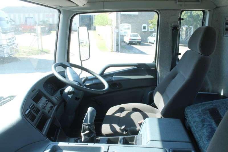 Fuso Single axle PF 18-350 4x2 TT Truck-Tractor