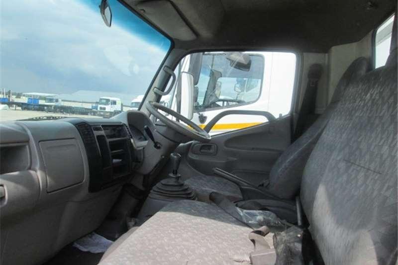 Hino 300 Series Van Body Truck-Tractor