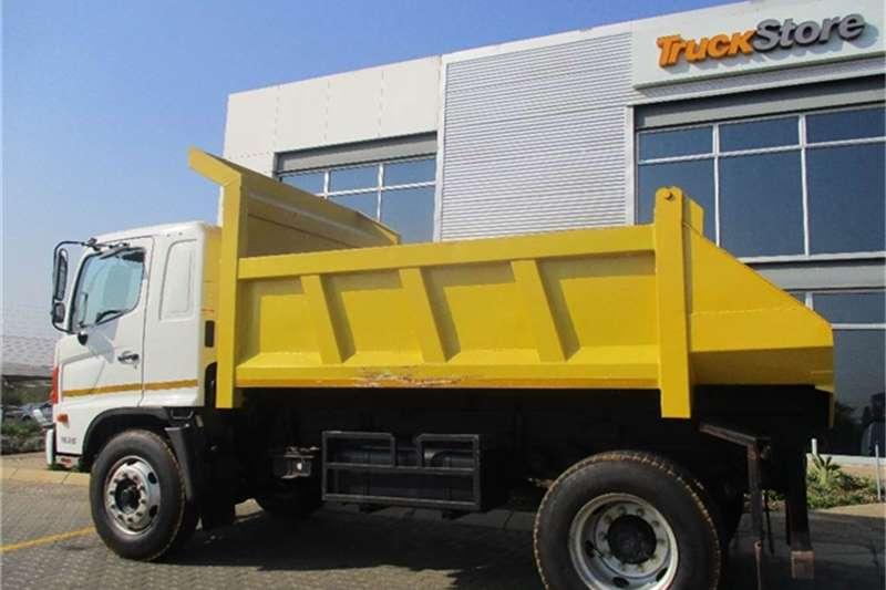 Hino 500 1626 6m3 Tipper Hino Truck-Tractor