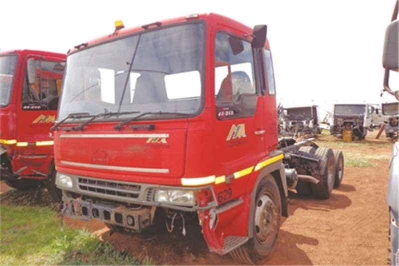 Hino  double axle Profia 45-350 Truck-Tractor