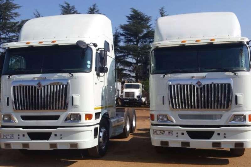 Truck-Tractor International 9800i 2010