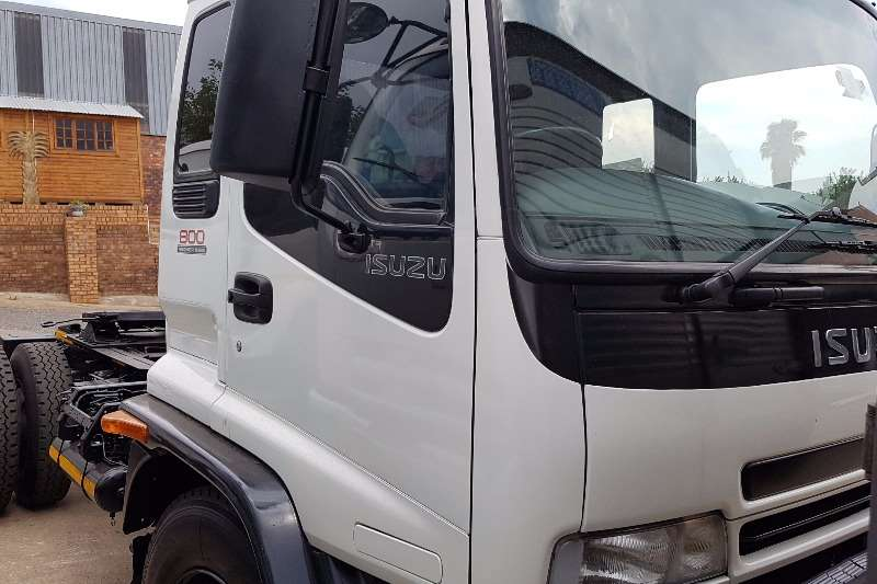 Isuzu Single axle FTR800 TURBO Truck-Tractor