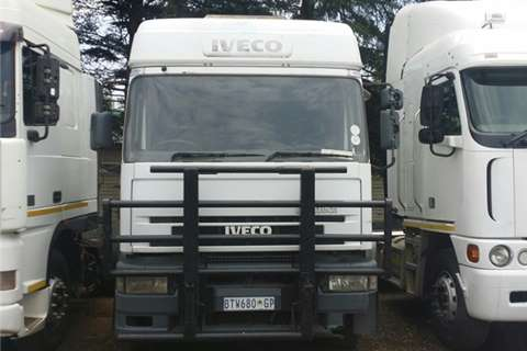 Truck-Tractor Iveco 440 HP 1995