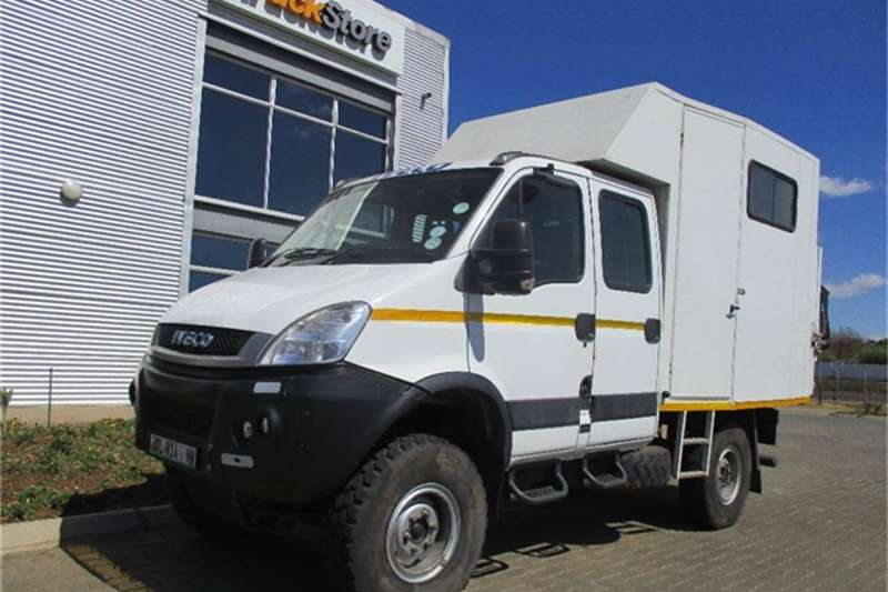 Truck-Tractor Iveco 55S15WD Crewcab 4x4 Iveco 2013