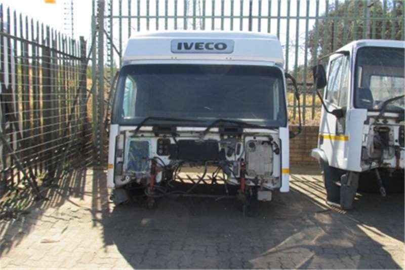 Iveco 750E47 EuroTrekker Cab Truck-Tractor