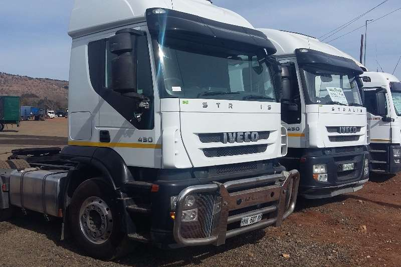 Truck-Tractor Iveco  Double Axle Stralis 430 0
