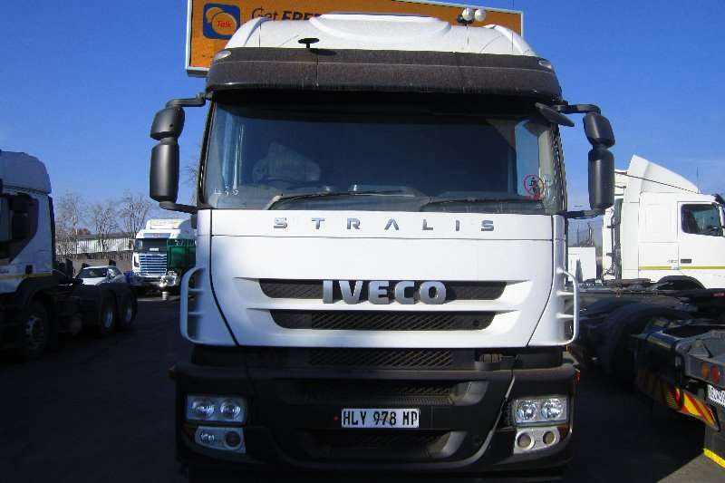 Iveco  double axle Stralis 430 Truck-Tractor