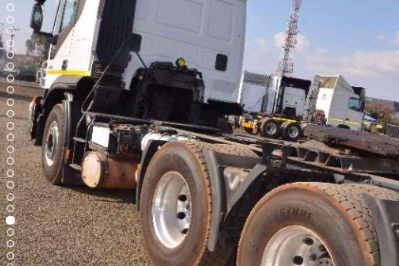 Iveco  double axle Stralis 430 6x4 Truck-Tractor