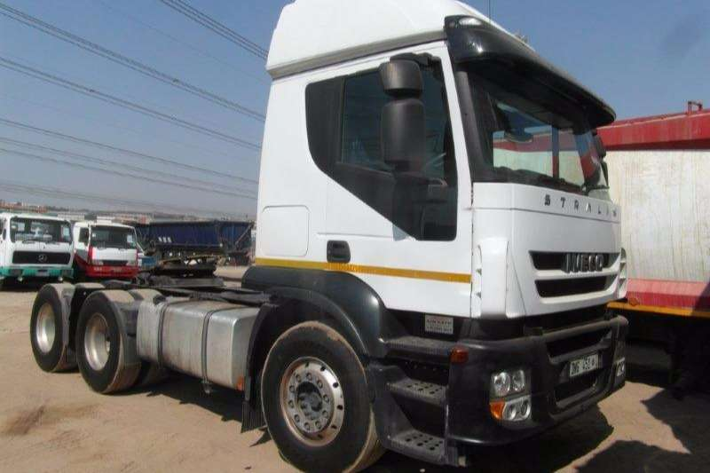 Truck-Tractor Iveco  Double Axle Stralis 6 x 4 Mechanical Horse 0