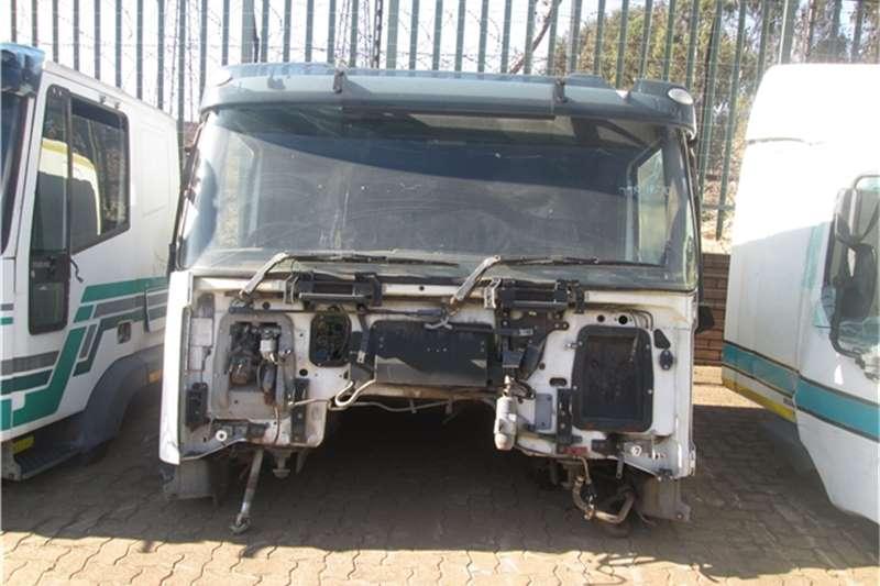 Iveco EuroTrekker Cab Truck-Tractor
