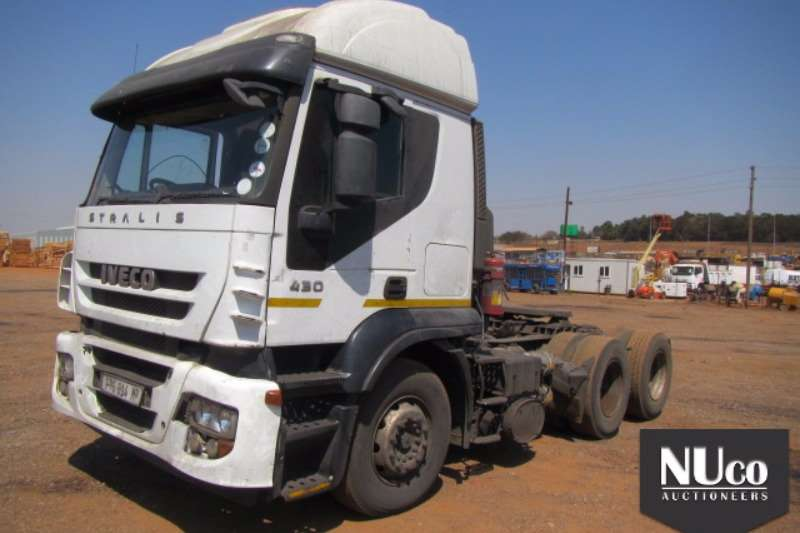 Iveco IVECO STRALIS 430 6X4 HORSE Truck-Tractor