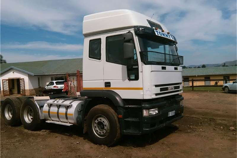 Iveco Stralis 430 Truck-Tractor