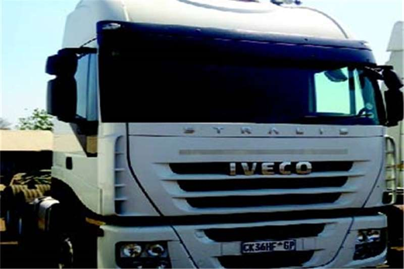 Truck-Tractor Iveco Stralis 480 0
