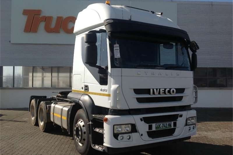 Truck-Tractor Iveco Stralis AT700S43 TZP Iveco 2009