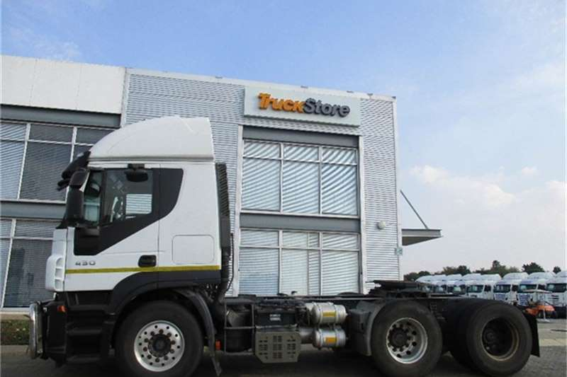 Iveco Stralis AT700S43 TZP Iveco Truck-Tractor