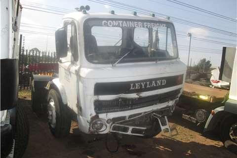 Leyland-DAF Boxer Truck-Tractor