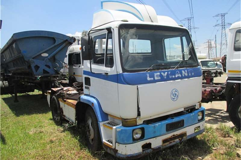 Leyland-DAF Single axle Roadmaster 13 09 Truck-Tractor