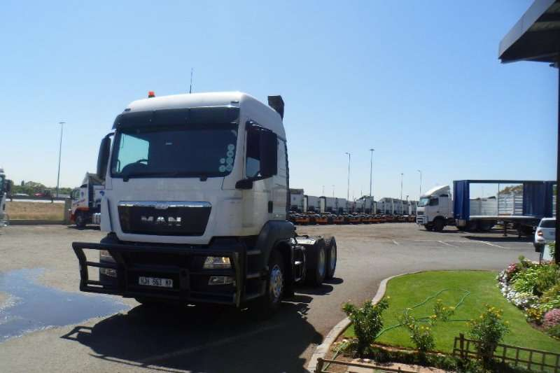 MAN 2014 MAN TGS 26 440 TRUCK TRACTOR CC Truck-Tractor
