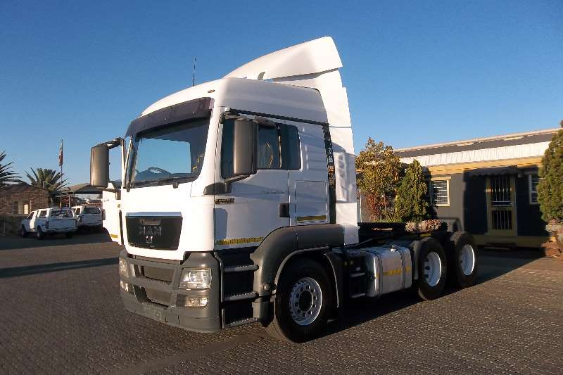 MAN  double axle 26.440 TGS T/T C/C Truck-Tractor
