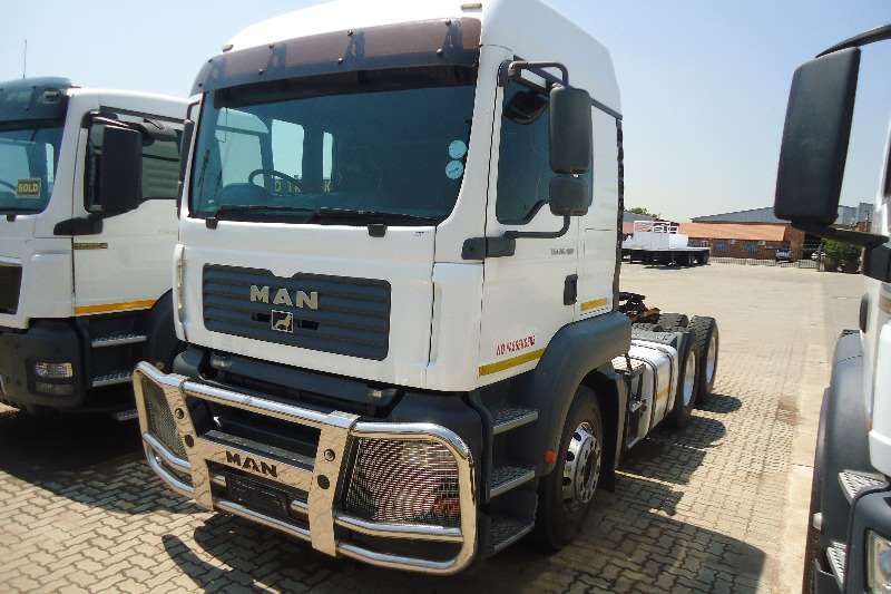 MAN  double axle 26.480 TGA T/T C/C Truck-Tractor