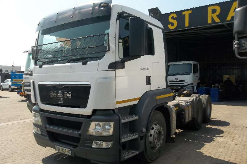 MAN  double axle 27.440 TGS Truck-Tractor