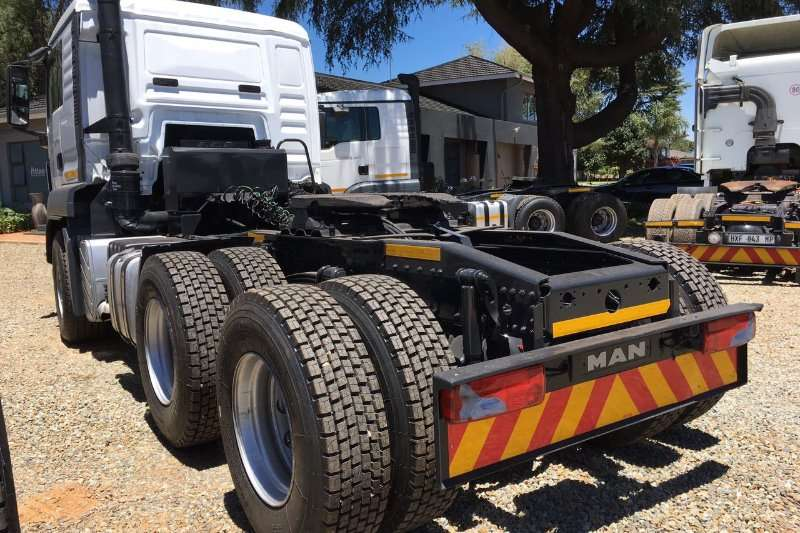 MAN  double axle 6 x TGS 27.440 6x4 T/T Truck-Tractor